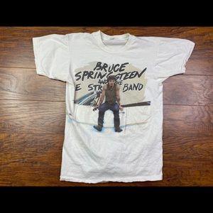 Vintage Bruce Springsteen shirt